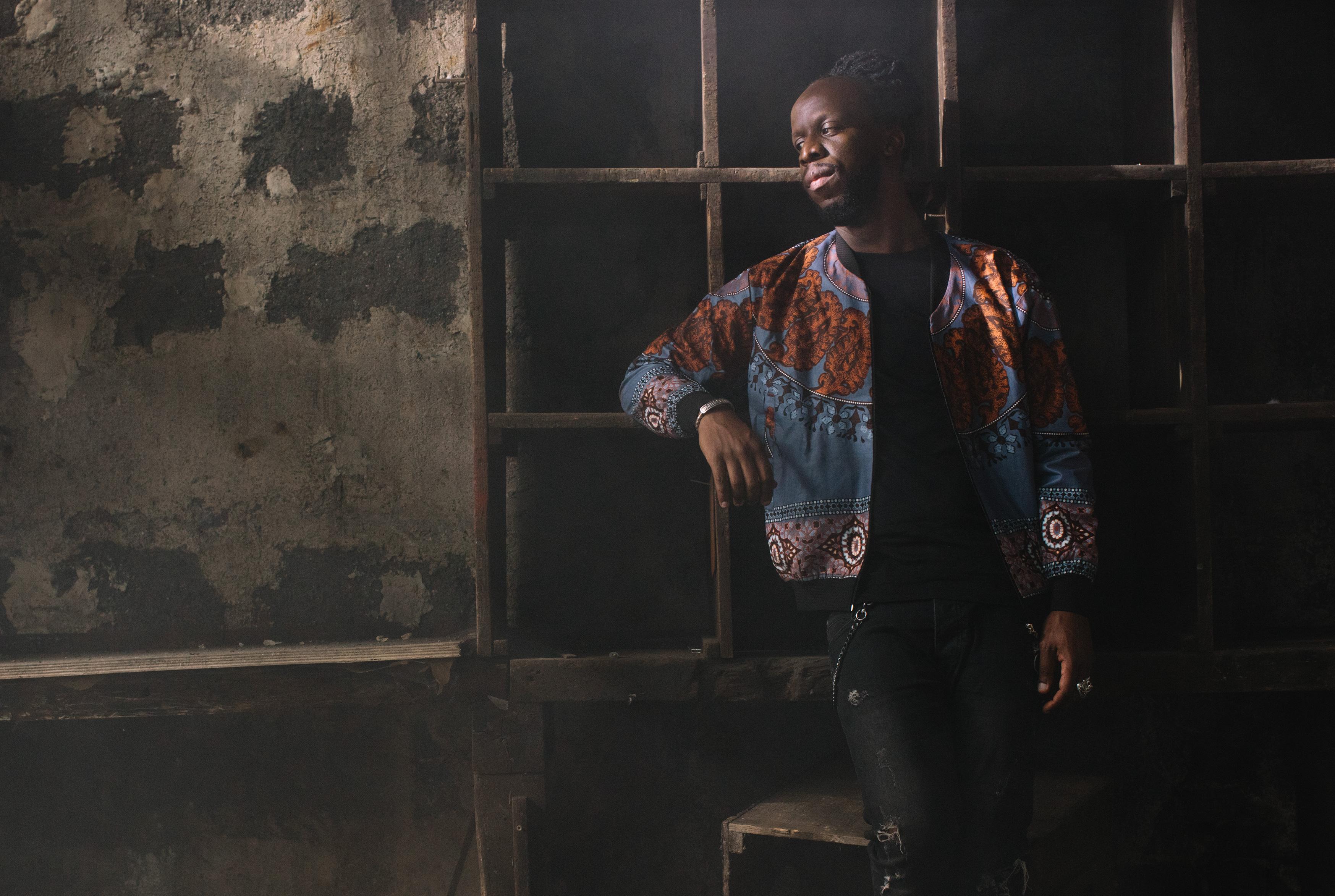 Youssoupha en concert pour le festival Voix de fête